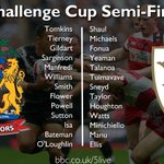 Tonight is a repeat of the 2013 #ChallengeCup final Heres how Wigan & Hull FC line-up... https://t.co/NI1sjtGRxI https://t.co/A3rKikY5xi