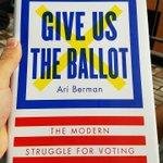 Wisconsin, Kansas, North Carolina...hell of a day to start reading this by @AriBerman https://t.co/PpBDnXaktT