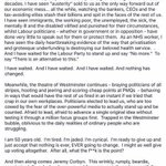 This Labour members account of why shes voting JC deserves to go viral! #KeepCorbyn #votecorbyn #LabourLeadership https://t.co/Bbu3XUGGzs