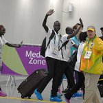S. Sudan refugee Olympians run for glory of lost home