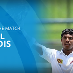 Kusal Mendis earns the Man of the Match award for his match turning score in Sri Lankas 2nd Innings #SLvAus https://t.co/Y9WE4oia7D