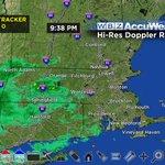 Rain drying up as it heads east. So far so good for @coldplay! #wbz https://t.co/fpS9lk4wMi