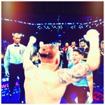 AND NEW....!!! Tonight we have WORLD superstar! His name is @RealCFrampton Beyond Proud Our Kid! #GangsofNewYork https://t.co/6lUBNtamjd
