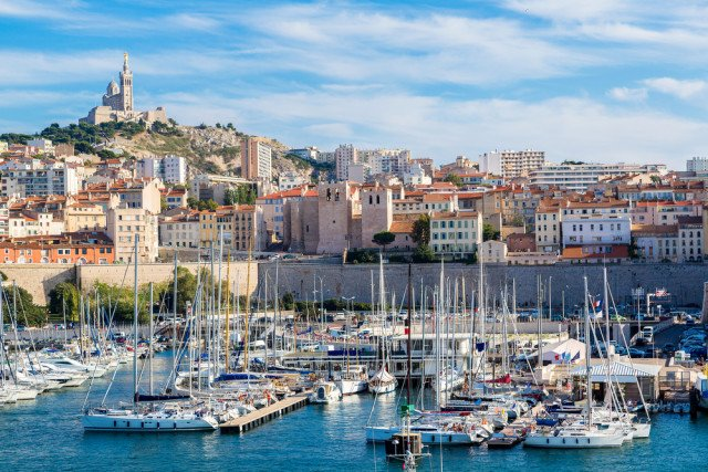France's 2nd largest city Marseille is a colourful original! ttot @USFrance_FR