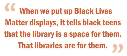 Librarians take a stand on #BlackLivesMatter https://t.co/CDYYcHSLYA https://t.co/FW9EfcMxv8 @StorytimeU
