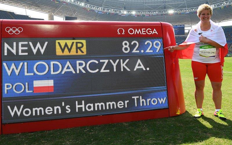 [gallery] anita wlodarczyk broke a world record in the ...