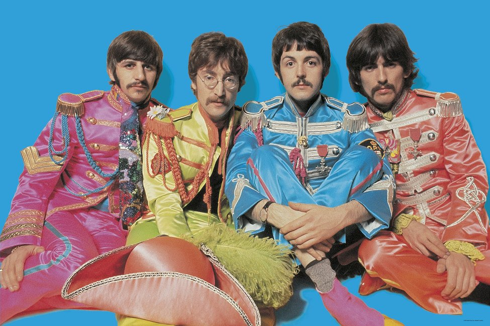 """The Beatles used the word """"love"""" a total of 613 times in their songs. https://t.co/TxAz4xhrrd"""