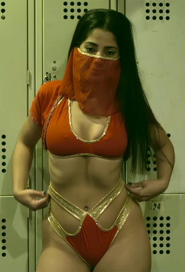 porn star Hijab