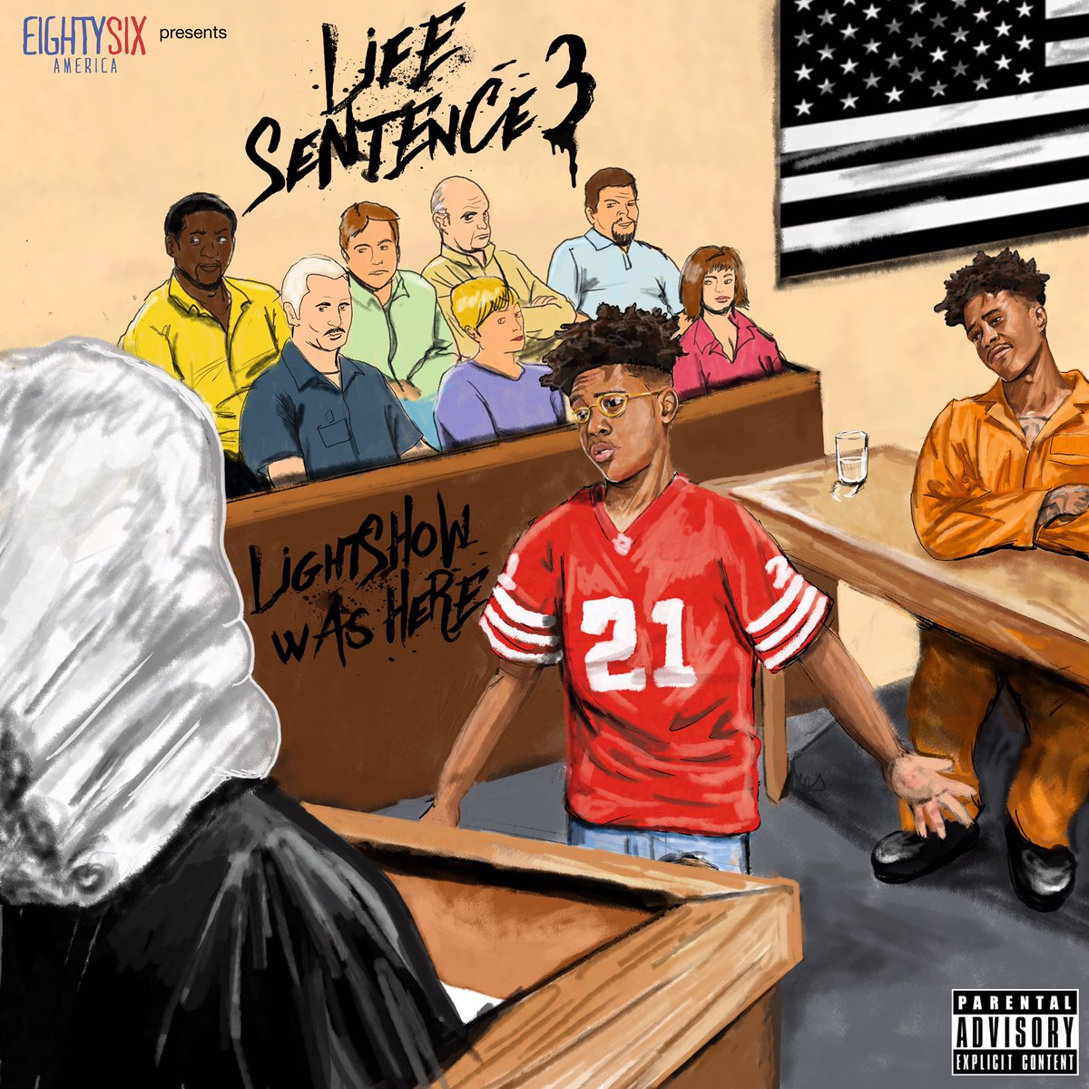 Listen to @Lightshow10thPL #LifeSentence3  out now!!!  https://t.co/iDGgc2ZCUG