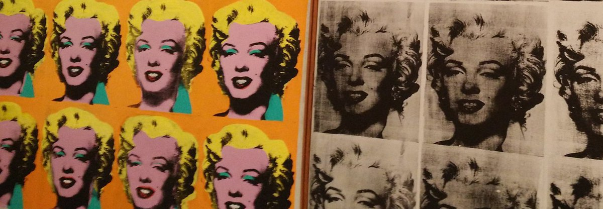 """""""In the future everybody will be world famous for fifteen minutes."""" Andy #Warhol, born #OTD in 1928 https://t.co/jgE7zj3xl5"""