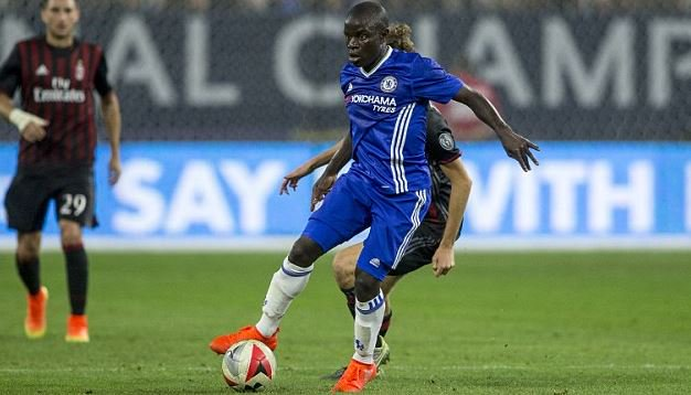 Chelsea's N'Golo Kante will join very big European club
