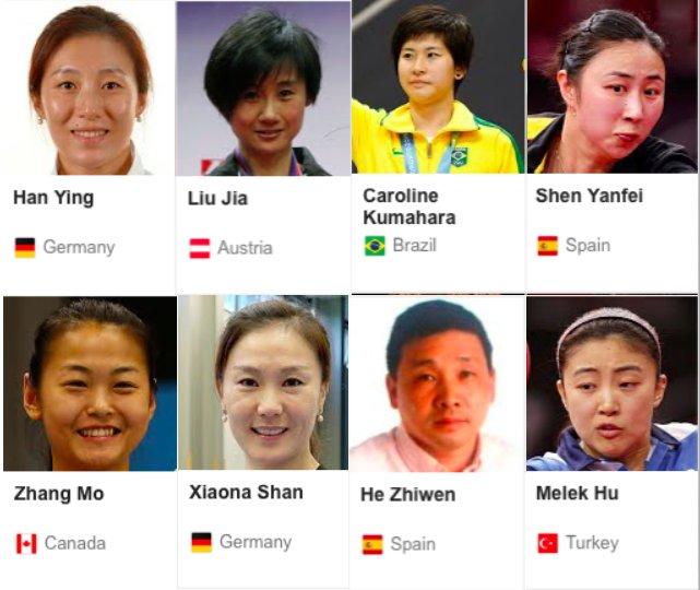 #译自法语推 这届奥运会已经没法看了之——乒乓球。 #Rio2016 https://t.co/rjg4vY2x5a via @ClemJTF