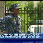 RT @FoxNews: .@USNavy getting rid of 'blueberries' camouflage uniform https://t.co/M6mRfzIAsZ https://t.co/AYeOXhoRoj