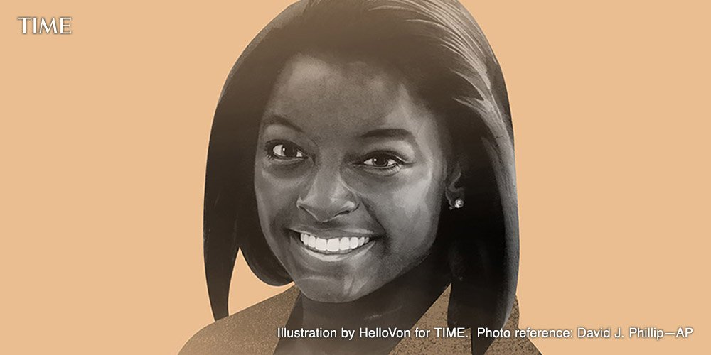Before getting to the Olympics, Simone Biles overcame foster care and a drug-addicted mother