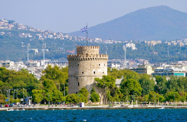 Greece's second city Thessaloniki a trove of history & especially culture: