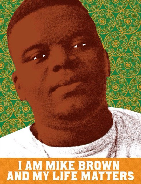 2 years ago #MikeBrown was killed by police. Moment of Silence 11-55-Noon CST #BlackLivesMatter h/t Dignidad Rebelde https://t.co/SXOVbseI49