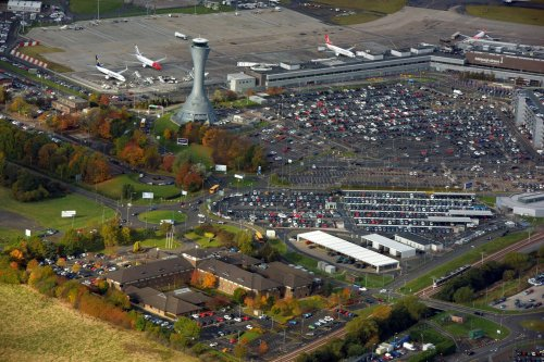 RT @airportworldmag: Passenger numbers in July hit an all-time high for Edinburgh Airport
