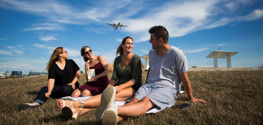 RT @604Now: . @yvrairport to host community 'chill out' with live entertainment & treats