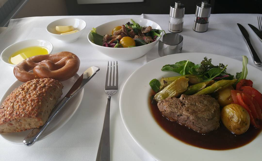 Fly away into culinary bliss. Photo by: