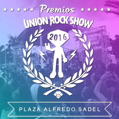 Premios Union Rock Show 2016 Plaza Alfredo Sadel Apoyando al Talento Nacional #PremiosUnionRockShow2016 https://t.co/hmm0Xmxd0j
