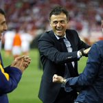 Luis Enrique wins 100th game as FC Barcelona manager https://t.co/Nn0ZWJcog6 https://t.co/4qjzXsu8Wi