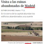 En serio, @el_pais. Segovia NO ES Madrid. Que no cuesta tanto entenderlo y hacerlo bien, coño ya: https://t.co/BJy3gxwoeV