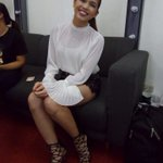 Hello there, lovely lady ❤ Such a perfect smile 😍💕 #ALDUBLOLASinConcert (© Papixure_ne) https://t.co/4ZnIEtEpNy