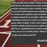 Arkadij Babčenko k vyloučení ruských paralympioniků z Ria. Zdroj: https://t.co/4UmGpbvAnR https://t.co/D0gnsVaYQh