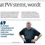 Wie #pvv stemt kan dat maar beter niet vertellen in Nederland tolerantieland https://t.co/pD3jkL8Nnw