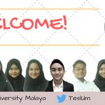 Dear freshies, welcome to University of Malaya! You have taken your first step to success. Congratulations! https://t.co/4pbcgGgFJw