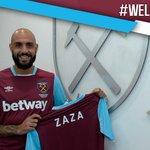 ZAZA: West Ham United have signed Simone Zaza on an initial season-long loan! ➡️ https://t.co/xYPIyDPUPF ⚒ https://t.co/8c65COUX9q