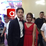Ely & Mia! 💙 The Stars of #barcelonaaloveuntold! 😍 #ASAPGoNaGo https://t.co/L1j40UEEhN