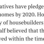 Hmm. Corbyn adopts the Torys housebuilding target... https://t.co/PqgQ7jt3su