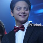 Someone make it a law that DJP wear a bow-tie at all times! 😍 #BarcelonaNationwideTourKickoff #PushAwardsKathNiels https://t.co/JXuC68BuSk