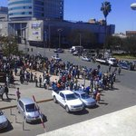 And the regime is busing Thugs into Town - No Police Permission! Zimbabwe is a #bananarepublic https://t.co/38lKJeD6ll