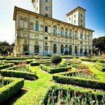 Villa  borghese...splendore tra giardini...sopravvissuta alle speculazioni edilizie dei primi 900.. https://t.co/fCWxyhAC1l