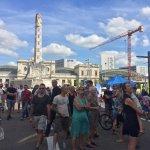 Halsbrekende toeren op Autovrije Zondag in #Leuven #wateenweekend #robtelevisie https://t.co/N2jQtKECu1
