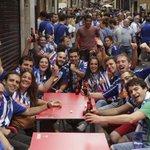 Ambiente de Primera en Vitoria antes del partido del Alavés-Sporting https://t.co/SBqHhORmbT https://t.co/iXwStL4bgY