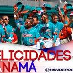 SON NUESTROS CAMPEONES  Panamá ocupó el tercer lugar en el mundial de Pequeñas ligas. De aguadulce pal mundo. https://t.co/X5Kvfere8c