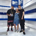 WE THE BEST!!!!!!!! @djkhaled @alessiacara. Tune into the #VMAs and the pre-show tonight https://t.co/izk0QnPNBc