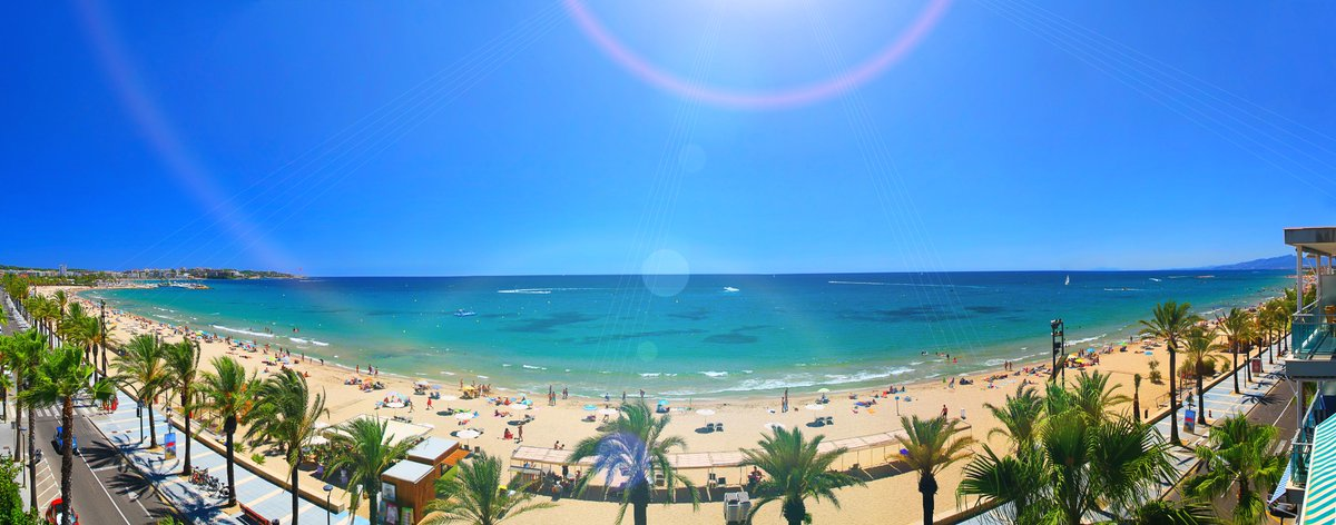 Chase the sun with the family this October! Head to Costa Dorada with @BarrheadTravel