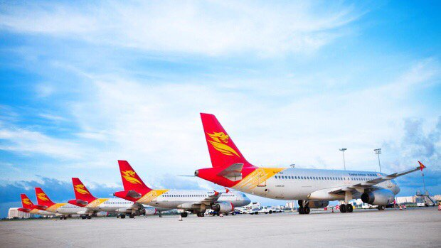 Another airline announces flights from mainland China to YVR