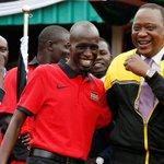 Kenyan MP set to run in the Rio Olympics marathon (photos)
