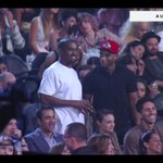 I was trying to get him to interrupt Beyoncé.... RT @aaronxmarcus: @cthagod & @kanyewest at the @vmas https://t.co/KNjcutSU6M