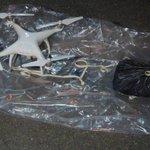 Drones com drogas e celulares são interceptados em prisão britânica