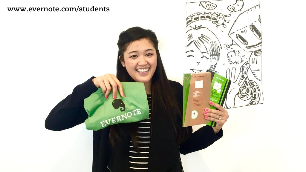 Enter to win Evernote goodies for #FirstDayOfSchool! Just follow us & RT this post. Rules: https://t.co/Xj8aKEA7rD https://t.co/FnmycOXsJz