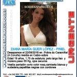 #Colabora ¿Has visto a Diana? Ha #desaparecido en Pobra do Carramiñal #ACoruna  Si la ves 📞062 📞112 Dale RT https://t.co/lcyxZ15JB2