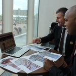 Denis Irwin and @QuintonFortune check out the top kit designs. Entered yet? https://t.co/tt1y24zMrE #CreateHistory https://t.co/7yKyixcRR0