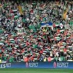 بسبب رفع جماهيره أعلام فلسطين،Uefa يغرم Celtic الاسكتلندي 34 ألف € والجماهير ترد بجمع 80 ألف € للاجئين الفلسطينيين https://t.co/uUxj5cQmSX