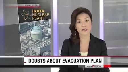 NHKの特技:伊方原発の再稼働の報道NHKは国内向けと海外向けの報道が違う。 海外向けには「熊本地震も起こり、伊方原発の位置と巨大断層の中央構造線断層帯のこと」とか、報じてる。https://t.co/Aa4ecQHUNZ … https://t.co/9kQhSfQeXt